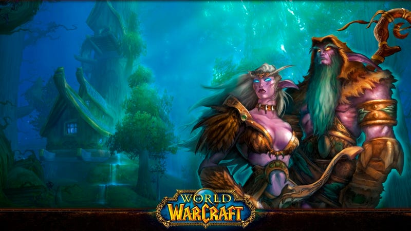 Top Warcraft Guild Disbands, Blaming the Raiding Community