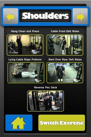 Gym Genie App Gallery