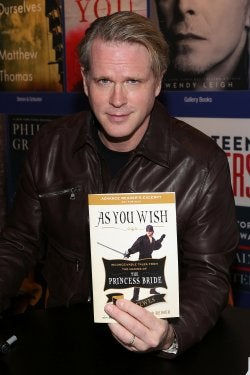 Cary Elwes The Princess Bride Memoir