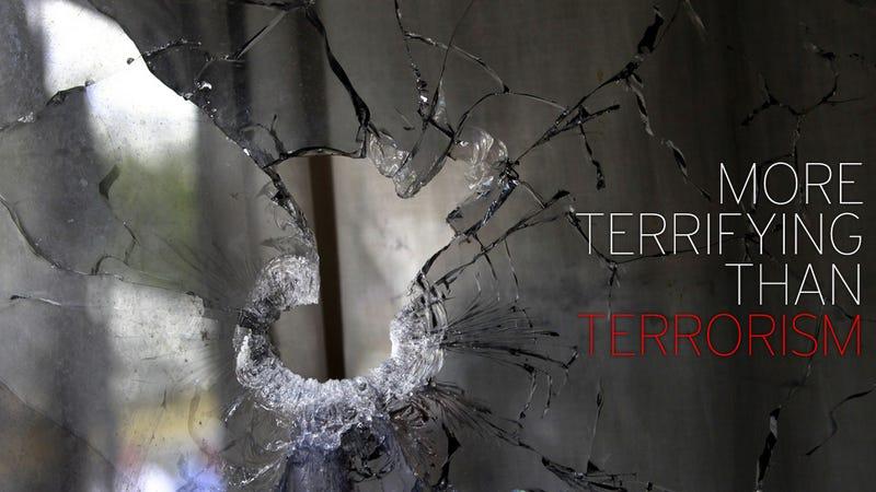 Terrorism and the Public Imagination