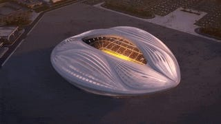 Qatar's New World Cup Stadium Will Look Like a Giant Vagina