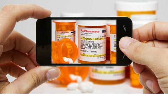 Keep Photos of Prescriptions and Household Consumables on Your Phone