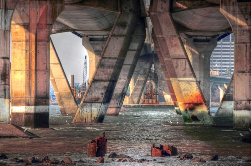 97 Images of Our Fragile, Rotting Infrastructure