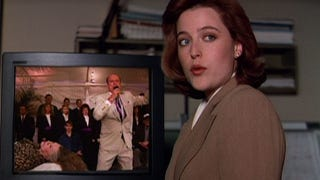 <i>X-Files</i> Is Now Streaming On Netflix In HD and Widescreen