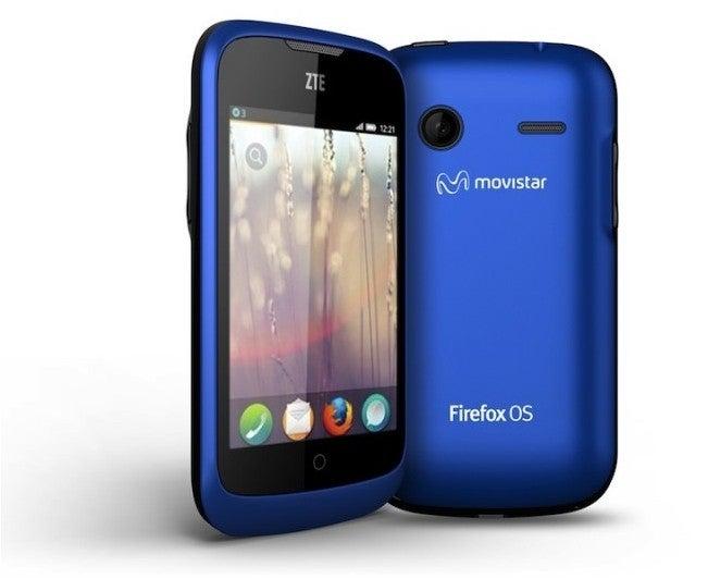 El primer smartphone con Firefox OS para consumidores ya es realidad