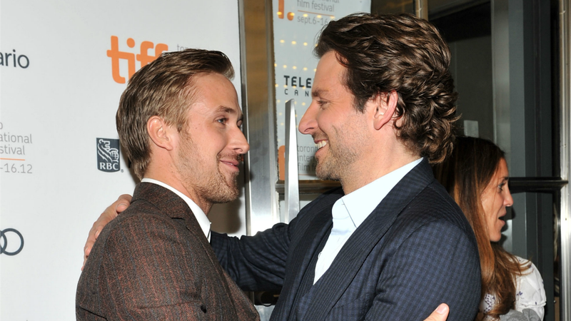 Ryan Gosling, Bradley Cooper And The Stuff Dreams Are Made Of