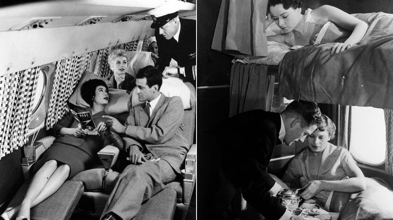 When Air Travel Was Totally Cool