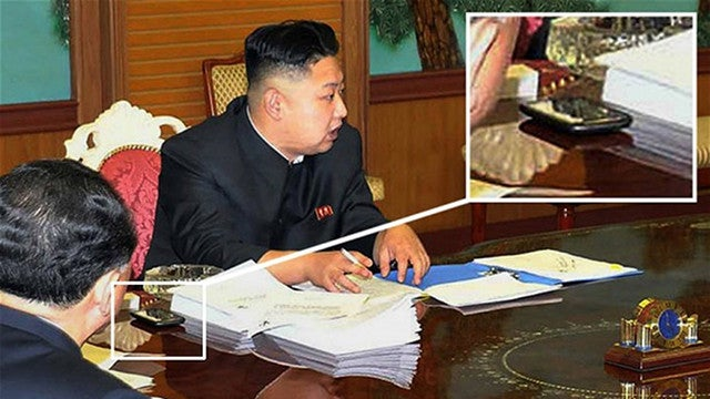 Can You Identify Kim Jong-un's Phone?