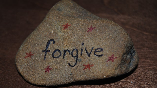 Forgive Your Mistakes (and Others') Each Night for Less Stress