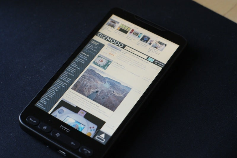 HTC Touch HD2 Review: A Tragedy