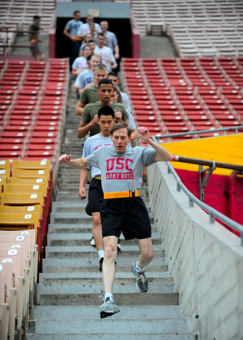 "New Professor David Petraeus: ""USC Is in the Middle of a Surge"""