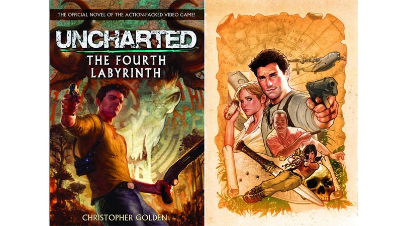 Dive Deeper Into Drake's Story With Uncharted Reading Materials