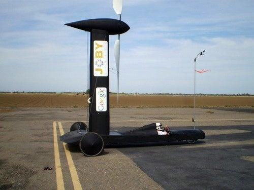 Blackbird Wind Car