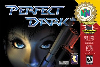 Perfect Dark Coming To XBLA This Winter