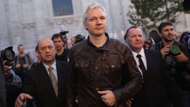 Julian Assange Spent Wikileaks' Money Doing Nothing
