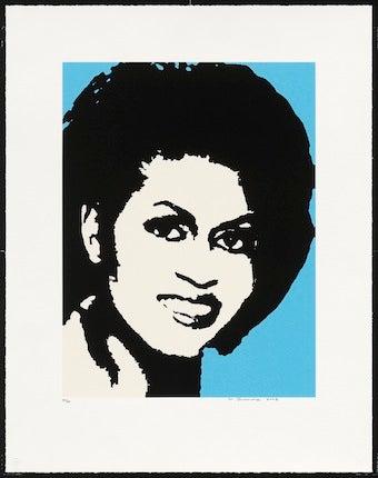 Smithsonian Unveils Michelle Obama's Portrait