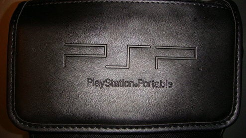 The Playstation Portable Travel Kit