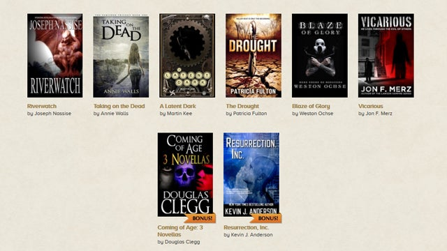 Grab Eight DRM-free Ebooks for a Pay-What-You-Want Price