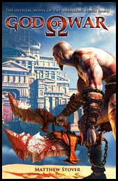"""God Of War Novel Is 283 Pages Of """"GGGGGRRRRR!!!!"""""""