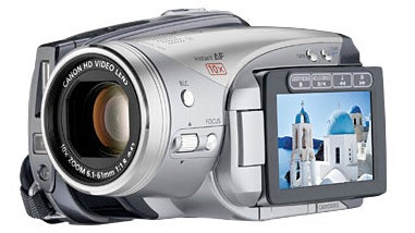 Canon Unveils HV20 High-Def Camcorder