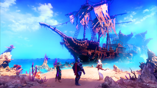 Our First Look at the Next <i>Trine</i>