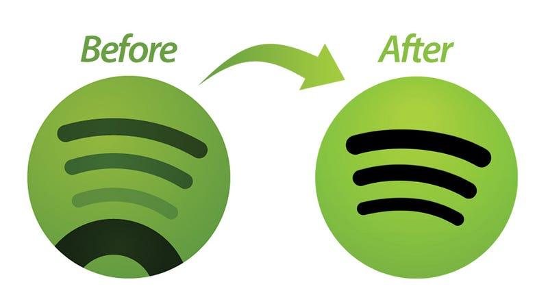 How Spotify Got Itself a New Logo