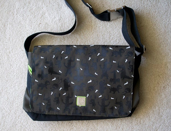 Lightning Review: Gama-Go's High Design Laptop Messenger Bags