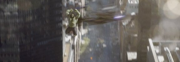 The Physics of the Hulk's Jumps