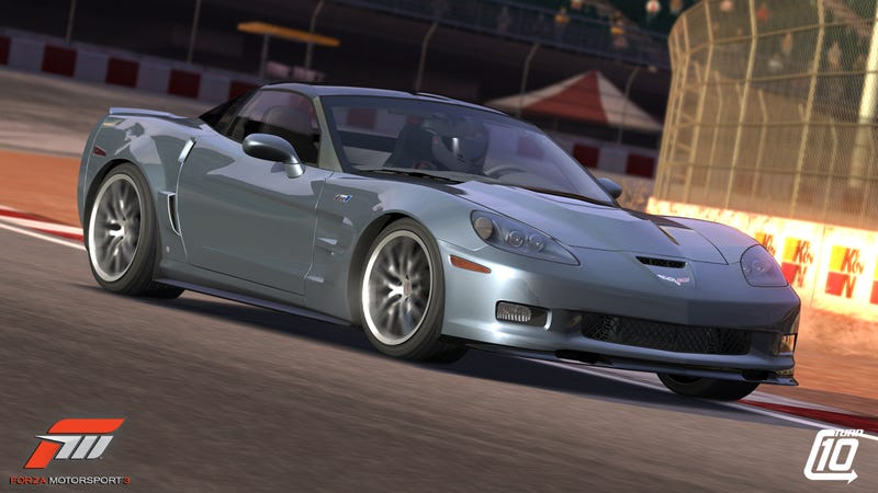 Slew Of New Forza 3 Screen Shots