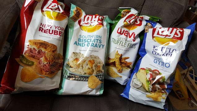 Snacktaku Judges Lay's 2015 'Do Us A Flavor' Potato Chip Finalists