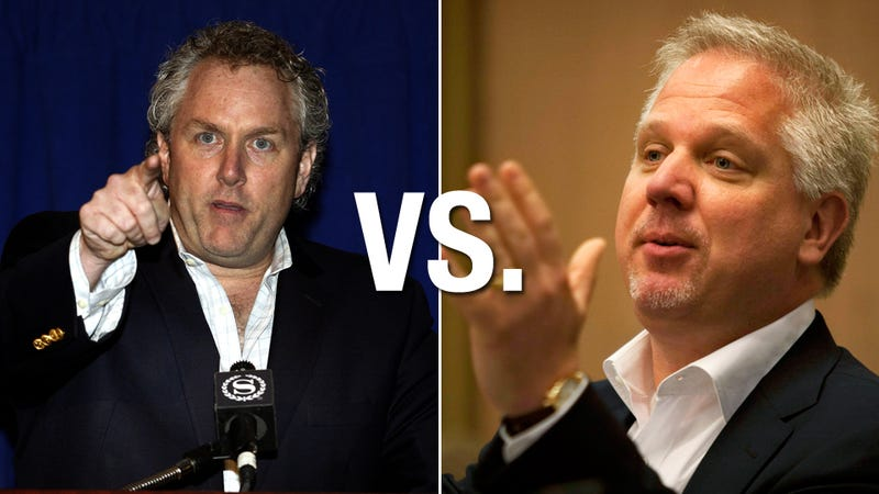 The Only Time Glenn Beck Is Right Is When He's Fighting With Andrew Breitbart