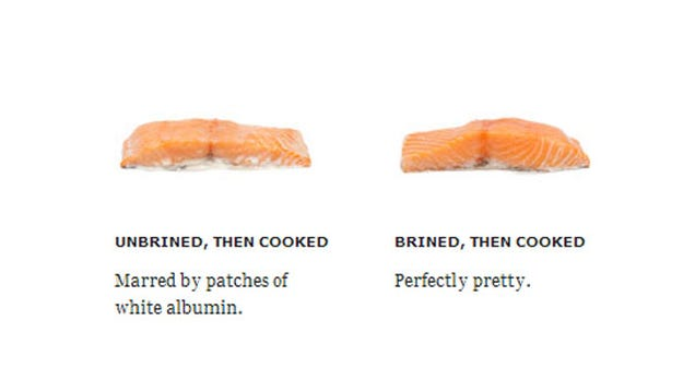 Two Reasons You Should Brine Fish Before Cooking (Besides Flavor)