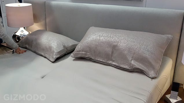 Sleep Number's iq Bed Can