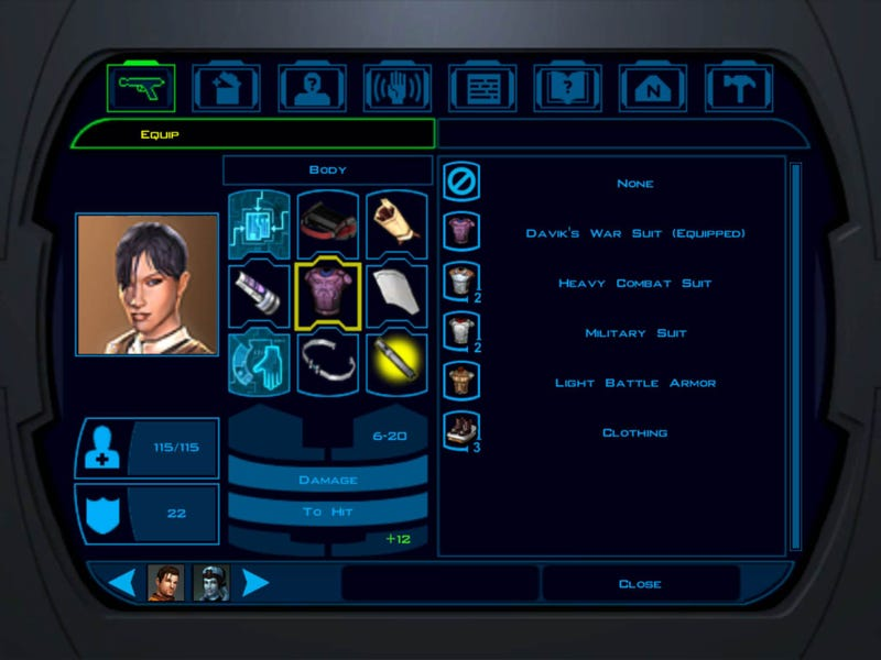 Star Wars: Knights of the Old Republic Returns To Sell You An iPad