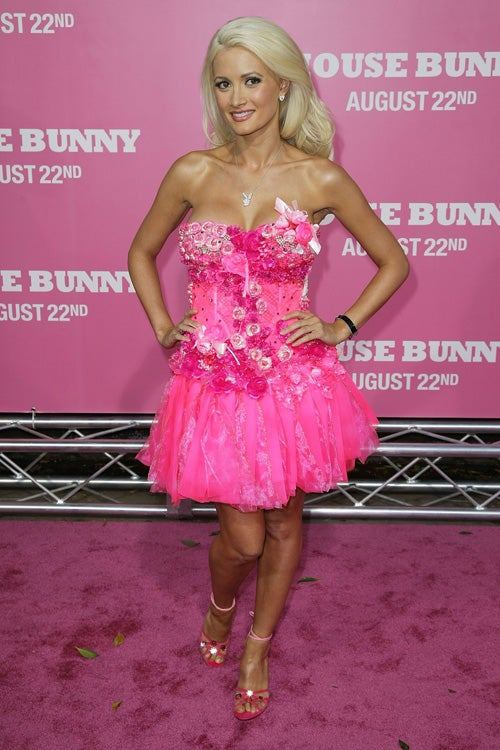 The Moment You've Been Waiting For: The House Bunny Premiere