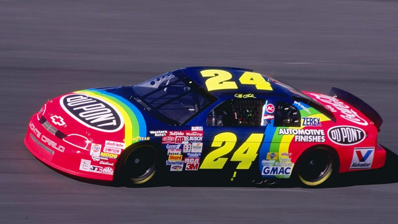 The Ten Coolest Racing Paint Schemes Of All Time