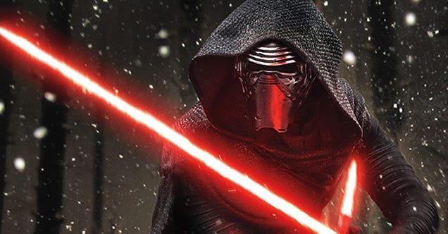 El nuevo villano de Star Wars en el Episodio VII no es lo que crees