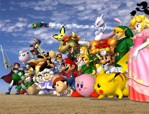 Melee Returns to MLG and EVO in 2014