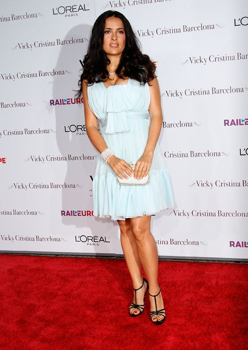 The Premiere Of Vicky Cristina Barcelona: Suspect Movie, Great Red Carpet