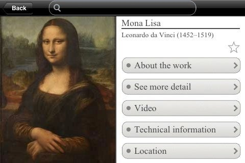 The Louvre iPhone App's Like Being There Without the Plane Ticket