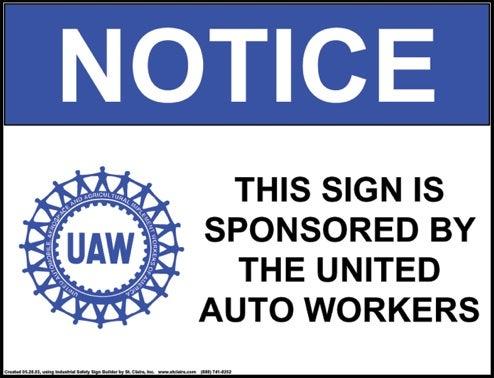 UAW In Talks To Kill Jobs Bank?
