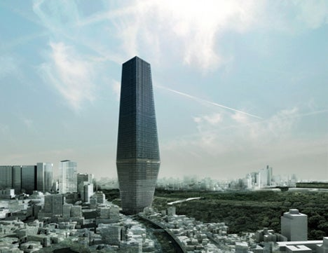 Wild-Looking Building to be Latin America's Tallest