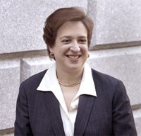 Elana Kagan Leaves Harvard For Justice
