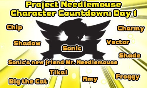 Project Needlemouse's Character Reveals Are Trivial