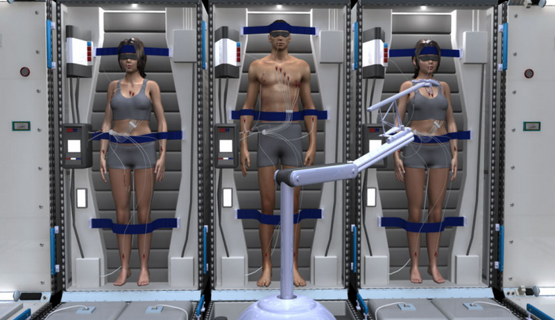 How Traveling To Deep Space In Cryogenic Sleep Could