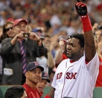 Holy Crap, David Ortiz Hit A Home Run
