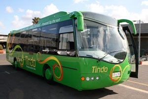 Austrailian Solar Bus is Mighty Green, Mighty Ugly