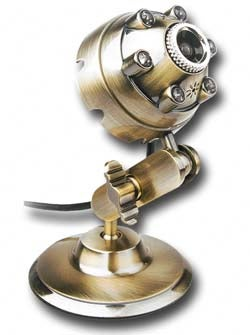 Steampunk Webcam is Actually Quite Purchasable