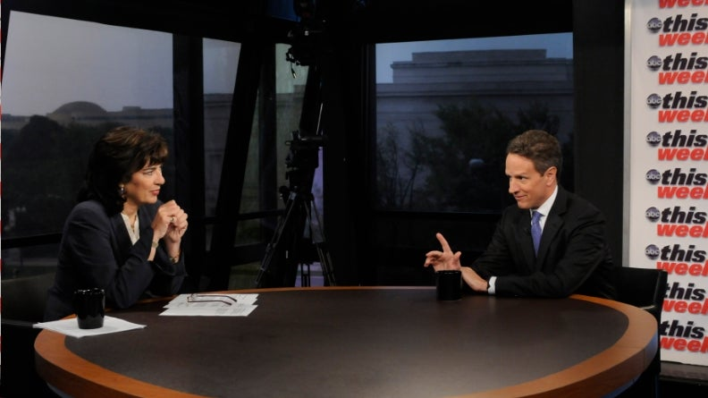 Christiane Amanpour Not a Fan of ABC's Dynamic Journalism?