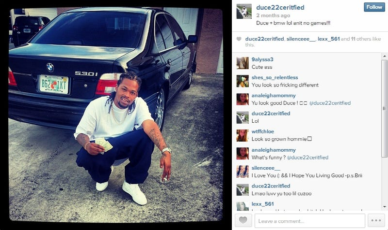 Man Facing 142 Charges Posted Incriminating Photos on Instagram